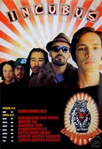 "Incubus Light Grenades 24"" x 36"" Music Poster Print"