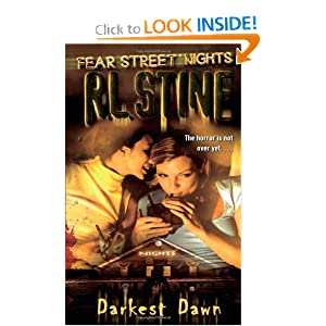 Darkest Dawn (Fear Street Nights) by R.L. Stine and David Stevenson