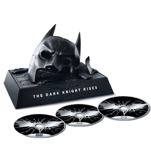 Batman The Dark Knight Rises Blu Ray Collectors Limited Edition Box