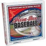 Reveal Entertainment Pizza Box Baseball Board Game