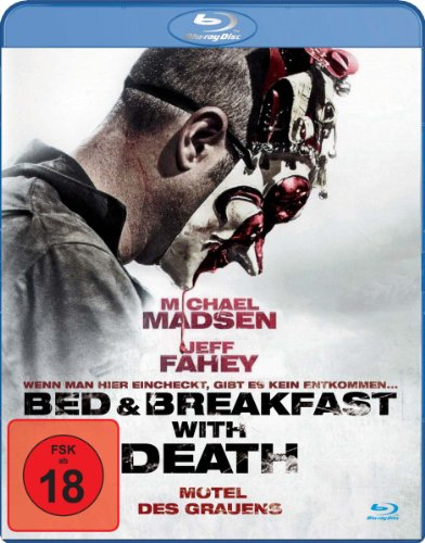 Bed & Breakfast with Death [Blu-ray]