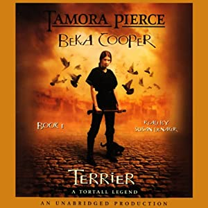 Beka Cooper Book 1: Terrier | [Tamora Pierce]