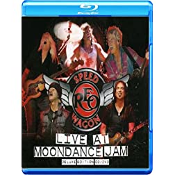 Live At Moondance Jam (Deluxe Edition) [Blu-ray]