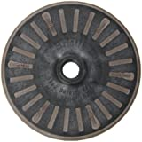 "Scotch-Brite Bristle Disc, 12000 rpm, 4-1/2"" Diameter, 36 Grit, Brown (Pack of 1)"