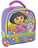 Dora the Explorer : Explorer's Wanted Dual Lunch Box