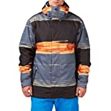 Quiksilver Mission Repeater Snow Jacket - Repeater Street