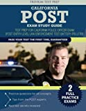 California POST Exam Study Guide: Test Prep for California Police Officer Exam (Post Entry-Level Law Enforcement Test Battery (PELLETB))