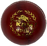 KDM Spin Leather Ball(Pack Of 3), Regular