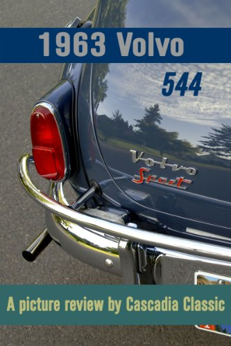 1963 Volvo PV 544 - A picture review by Cascadia Classic