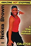 Amazing Hot Stepping: A Step Interval Workout [DVD] [Import]