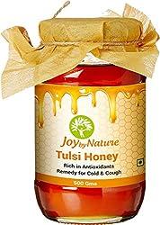 Joybynature Premimum Tulsi Honey 500gm