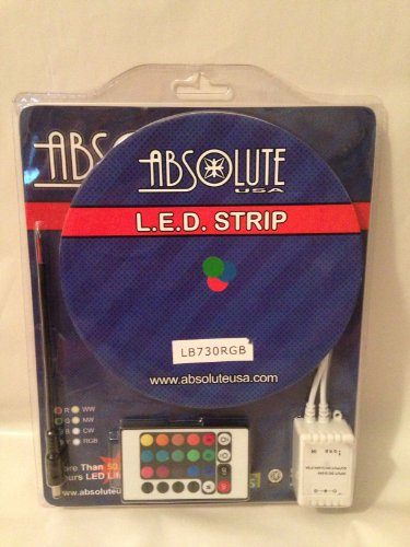 Absolute Usa Led Strip Rgb With Controller 30Led 5050 Led