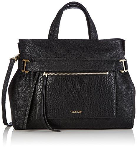 Calvin Klein Cecile Tote Borsa, Donna, Colore Black 1
