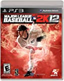 MLB Major League Baseball 2K12 [E]