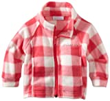 Columbia Baby-girls Infant Benton Springs Printed Fleece