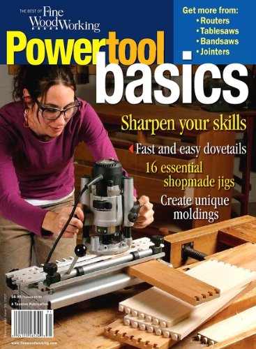 Best of Fine Woodworking Power Tool Basics Magazine. Jig Bandsaw ...