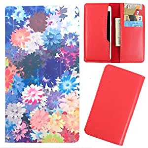 DooDa - For Nokia Lumia 730 PU Leather Designer Fashionable Fancy Case Cover Pouch With Card & Cash Slots & Smooth Inner Velvet
