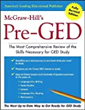 img - for McGraw-Hill's Pre-GED (text only) 1st (First) edition by McGraw-Hill's GED book / textbook / text book