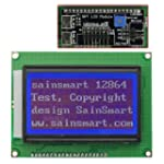 SainSmart SPI 12864 128*64 Grafik Bla...