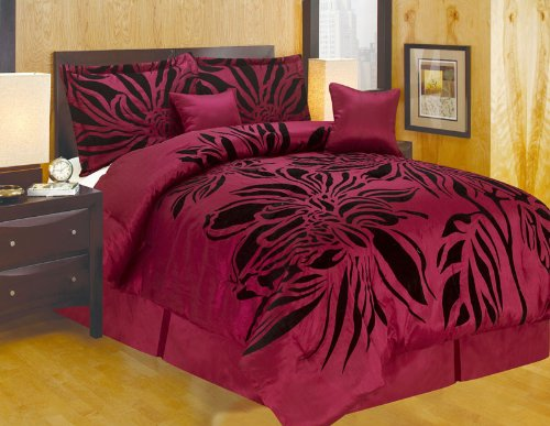 King Size Bedspreads 1617 back