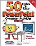 50 Quick & Easy PowerPoint Activities...