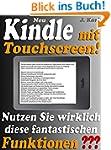 Kindle mit Touchscreen - Nutzen Sie w...