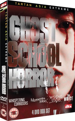 Ghost School Horror (Whispering Corridors / Memento Mori / Wishing Stairs / The Voice) [DVD] [1998]