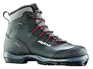 Alpina Nansen Leather Back Country Nordic Cross Country