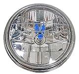 マルチ リフレクター ヘッドライト バイク用 レンズ 7インチ CBX400 CB400F 汎用