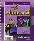 Algebra 2 for Christian Schools Teacher