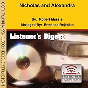 Nicholas and Alexandra Audiobook