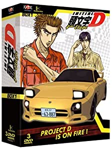 Initial D Stage 4 - Coffret 1/2