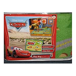 Disney Pixar Cars Play Rug (designs vary)