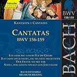 Edition Bachakademie Vol. 48 (Geistliche Kantaten Bwv 156-159)