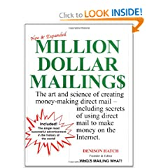 Million Dollar Mailings (9781566251624)