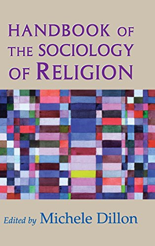 Image for Handbook of the Sociology of Religion
