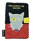 Les Déglingos - Funda para cuaderno de vacunas, diseño de Bigbos el lobo, multicolor