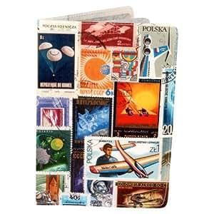 Flying Stamps Passport Holder