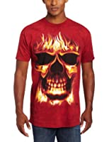 The Mountain - - Hommes Skulfire T-shirt