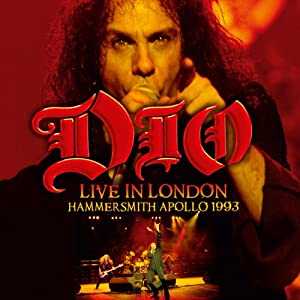 LIVE IN LONDON HAMMERSMITH APOLLO 1993(2CD)