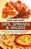 Dip, Spreads & Salsas