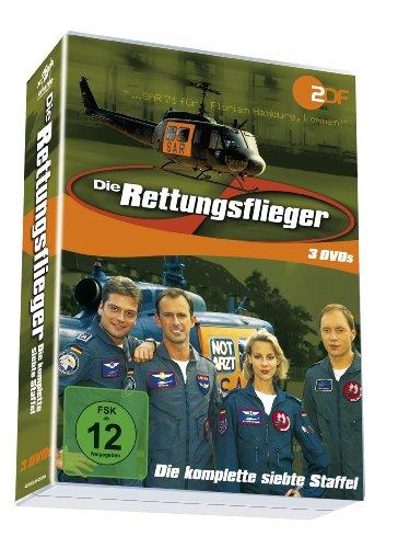 Die Rettungsflieger - Die komplette siebte Staffel (3 DVDs) hier kaufen
