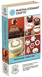 Provo Craft Cricut Cake Martha Stewart Seasonal Cake Art Cartridge