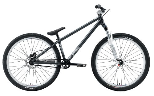 Eastern Bikes Night Train Bike (Matte Gunmetal Grey/Phosphate, 26-Inch DJ)