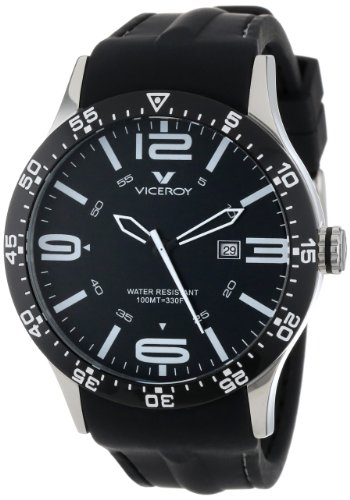 Viceroy 432049-55 - Reloj analógico de cuarzo unisex