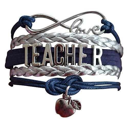 Teacher Bracelet-Teacher Gift, Show Your Teacher Appreciation