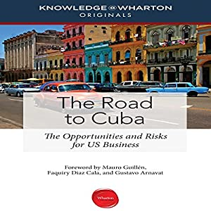 The Road to Cuba Audiobook