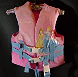 Disney Princess Life Jacket 30-50 Lbs