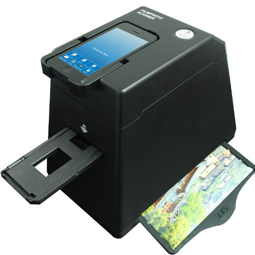 Photo Slide Negative Films Scanner for iPhone 4 / 4S / 5