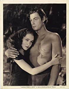Amazon.com: Johnny Weissmuller and Maureen O;Sullivan Tarzan and Jane
